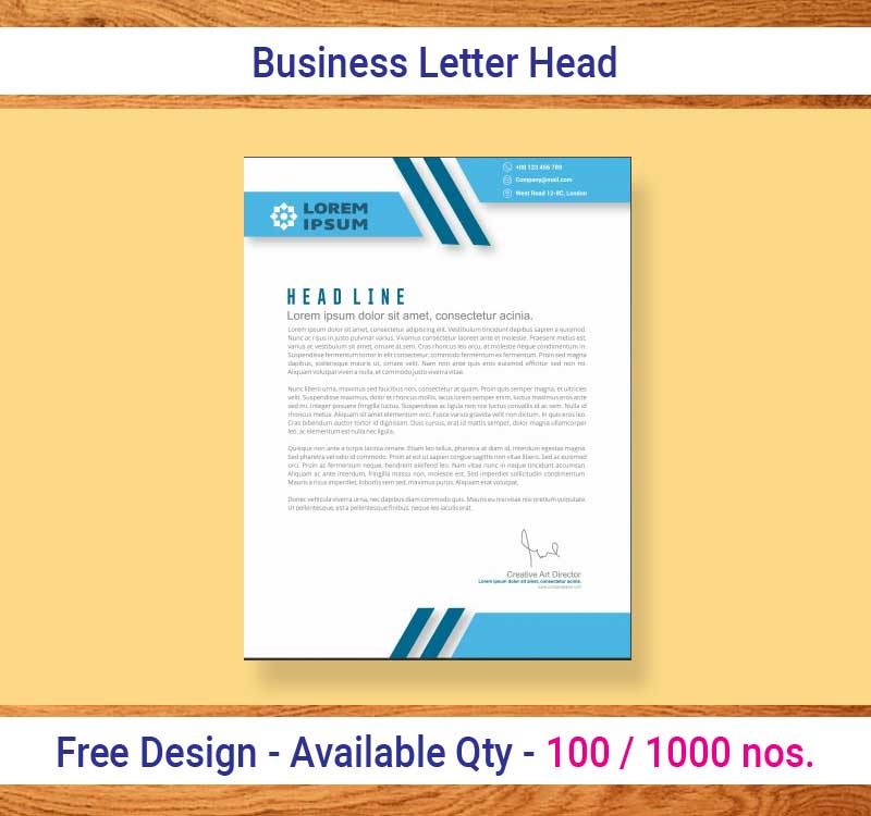 Letter Pad