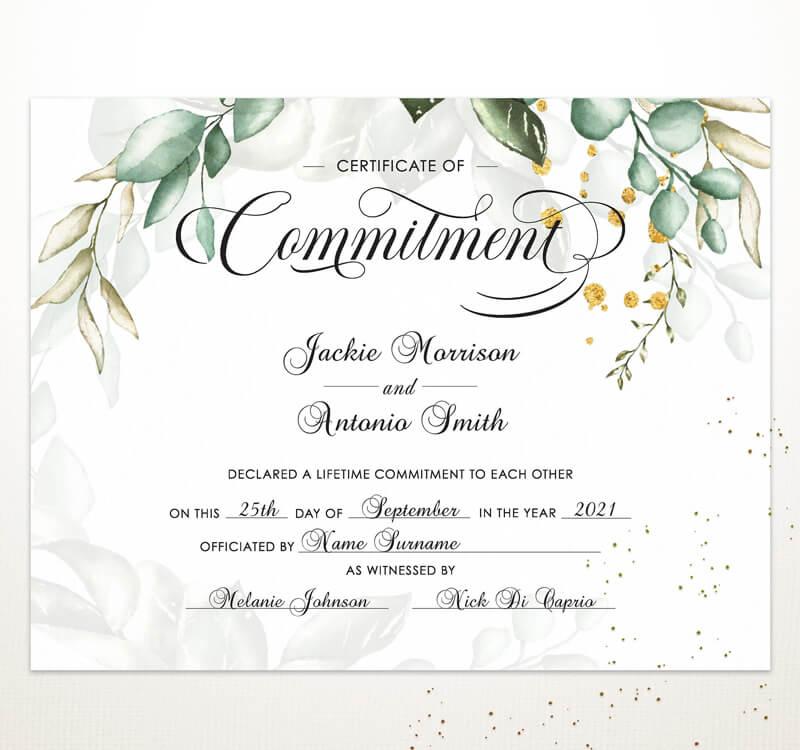 Instant Certificates