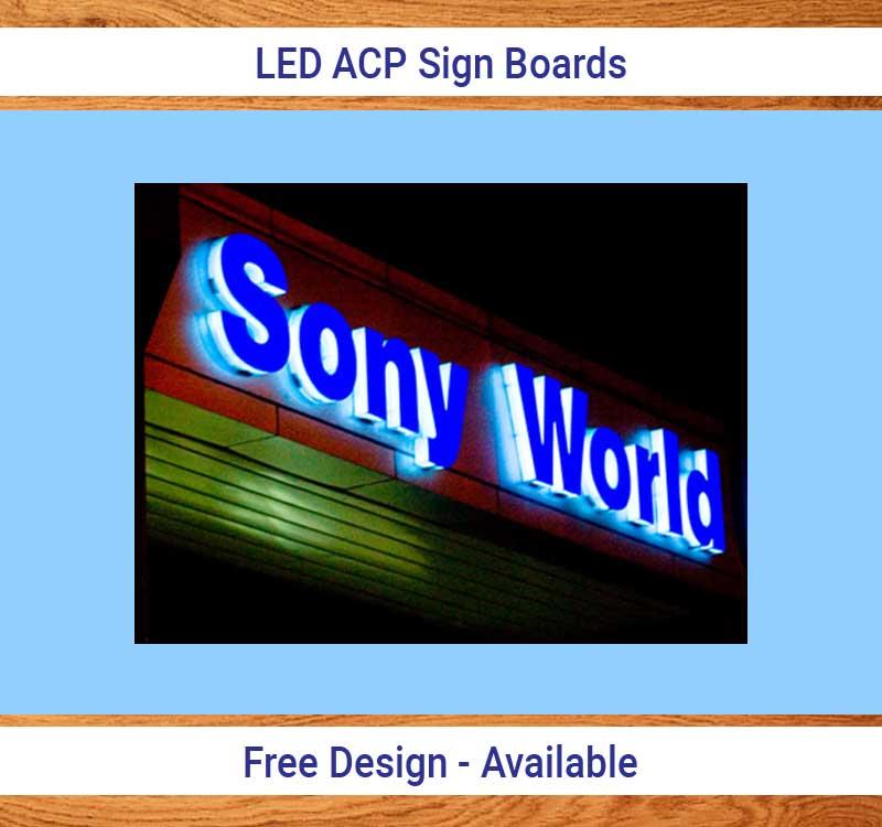 LED ACP Board