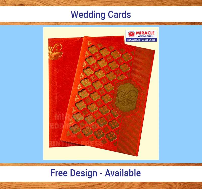 Wedding Cards Invitation