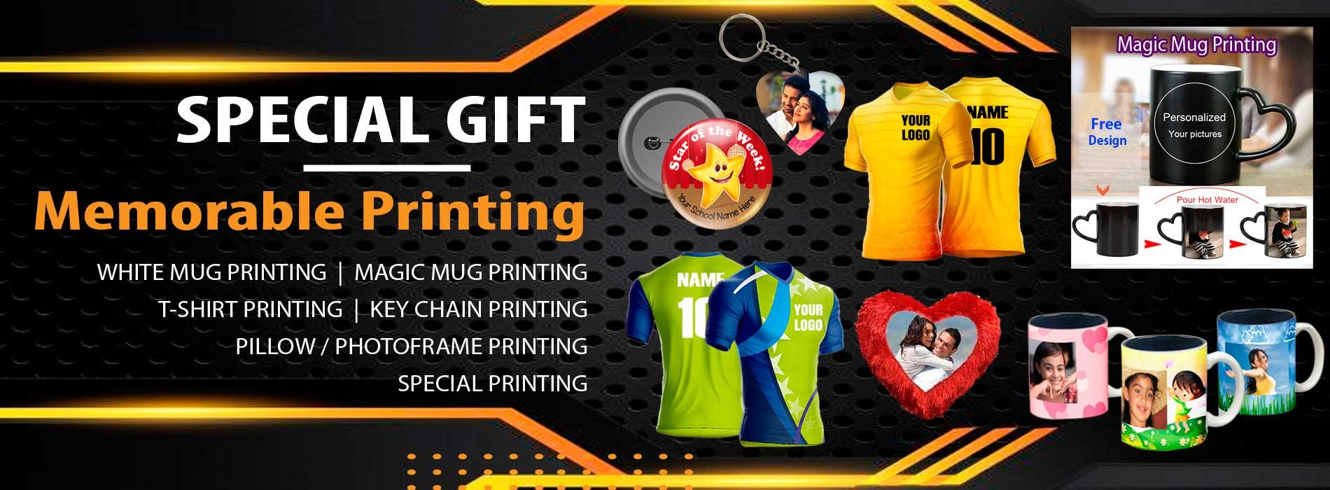 6 Mug Printing