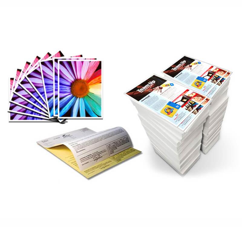A4, A3 & A3+ Colour Printout