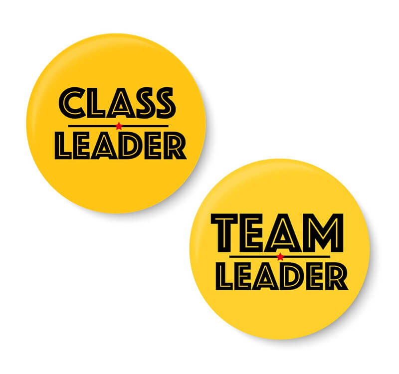 Leader Badge