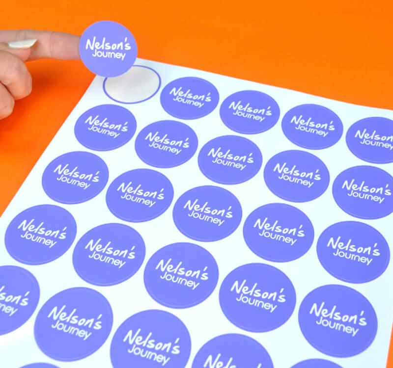 Sticker Sheet Print