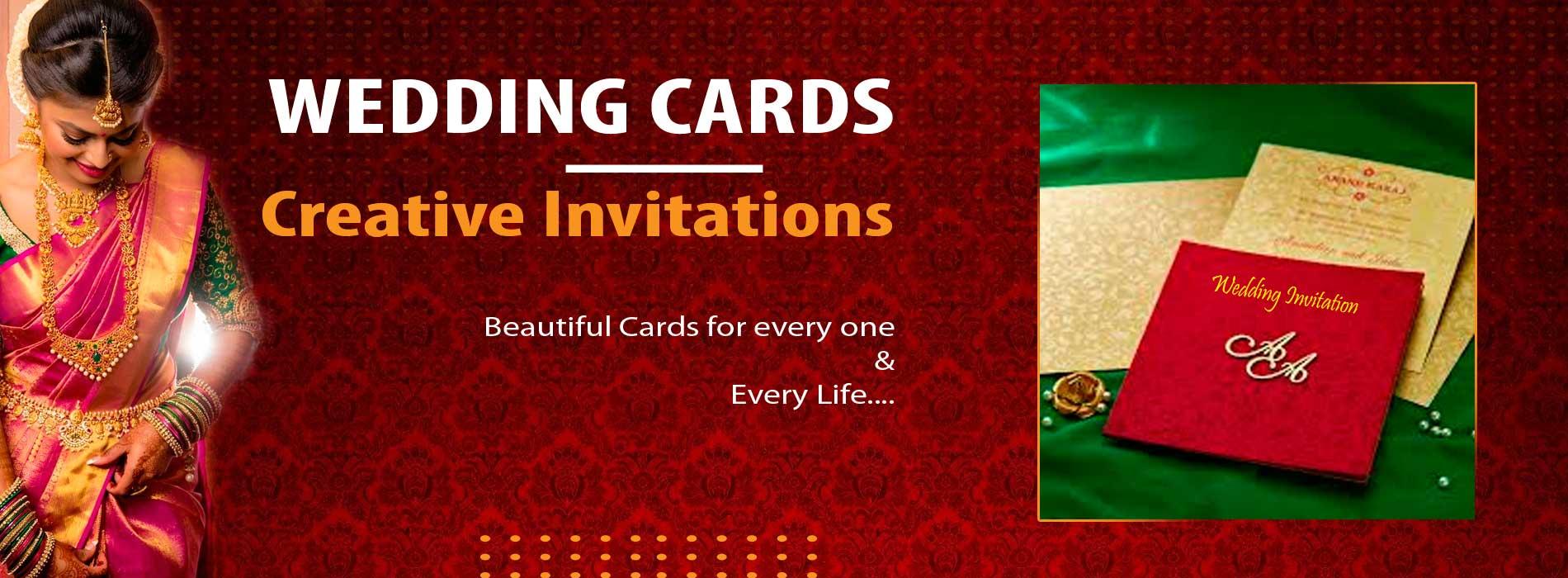 2 Wedding Cards